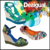 La collezione «loca» Desigual Shoes!