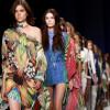 Moda – Moschino, Cavalli e Versace: le foto del terzo giorno