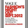 Roma è pronta per la Vogue Fashion's Night Out
