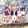 Guess: look romantici e rock per i bambini