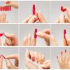 Ecco i nail stickers: gli smalti adesivi