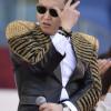 Psy all'olimpico indosserà un braccialetto Cruciani limited edition