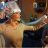 Il casco per capelli portatile