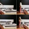 Il letto che si sistema da solo