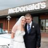 Ricevimento di nozze al McDonald's
