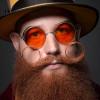 I baffi più stravaganti in mostra per il Campionato Nazionale USA (FOTO)