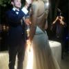Le foto del matrimonio di Belen e Stefano
