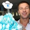Il gelato al gusto di…Facebook