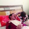 Bimbo di due anni sveglia la madre dal coma con un bacio