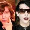 """Marilyn Manson mostra il suo volto…""""umano"""""""