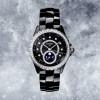 Chanel J12 Moonphase, l'orologio in ceramica con le fasi lunari