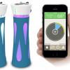 Blufit bottle: l'app e la bottiglia per l'idratazione (VIDEO)
