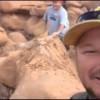 Distruggono una roccia di 200 milioni di anni fa (VIDEO)
