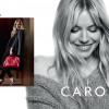 Sienna Miller nuovamente testimonial di Caroll