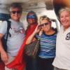Recuperato l'aereo di Missoni, rinvenuti resti di 5 persone