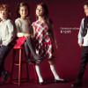 Bambini eleganti con H&M