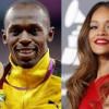 Usain Bolt innamorato di Rihanna
