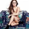 Lady Gaga continua a spogliarsi