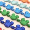Cruciani C sbarca a Londra con i braccialetti Disney all' Hamleys Toy Shop
