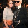 Kristen Stewart testimonial per Chanel
