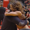 Proposta di matrimonio commovente durante la partita dei Chicago Bulls (VIDEO)