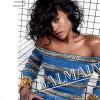 Rihanna protagonista della campagna pubblicitaria di Balmain