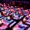 Cinema da sogno: letti al posto di poltrone