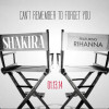 """Shakira e Rihanna insieme con """"Can't remember to forget you"""""""
