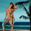 Barbara Palvin testimonial per Twin-Set Beachwear