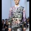 """""""Make art not war"""" con Frankie Morello"""