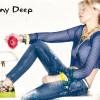 Un'estate da protagoniste con la collezione summer di Hanny Deep indossata dalla seducente dj siberiana Anfisa Letyago