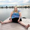 """Pesa 270 chili: """" Sono un capolavoro in divenire"""" [FOTO]"""