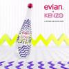 Evian e Kenzo: l'incontro tra acqua e moda