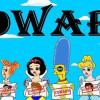 Le donne dei cartoni animati disegnate da Alexsandro Palombo contro la violenza sulle donne [FOTO]