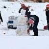 Arabia Saudita: vietato fare pupazzi di neve