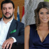 "Matteo Salvini e Elisa Isoardi: ""ci frequentiamo"""