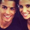 Cristiano Ronaldo si consola con Lucia