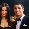 E' finita la storia tra Cristiano Ronaldo e Irina Shayk