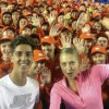"Selfie-mania: la Sharapova si immortala insieme ai ""ball boys"""