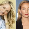Uma Thurman ed il botox, l'attrice smentisce tutto. Solo l'effetto del make up o l'effetto post-botulino si è già attenuato?