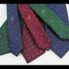 """""""O pazzariello"""" sulle cravatte di Cilento1780"""