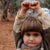 Siria, la commovente storia di Hudea: pensava che il fotografo le volesse sparare