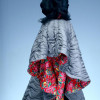 Cina fashion week: eccentricità inquietante dalle passerelle cinesi [GALLERY]