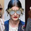 Occhiali oversize: trend primavera – estate 2017