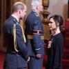Victoria Beckham premiata con l'Obe dal principe William