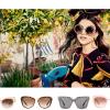 Gli occhiali da sole per la primavera – estate 2017 firmati Dolce&Gabbana