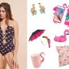 La Flamingo mania colora i look del momento