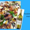 L'insalata di mare: ricetta e vini in abbinamento