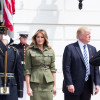 Melania in crisi con Trump? E' giallo