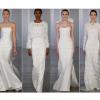 La raffinata sensualità degli abiti da sposa firmati Oscar de la Renta